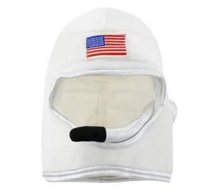 Hełm astronauty, miękki