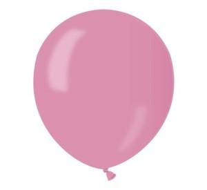 """Balony lateksowe małe 5"""" - Balon AM50 metal 5"""" - """"różowy"""""""