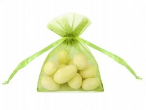 Woreczki z organzy, z. jabłuszko