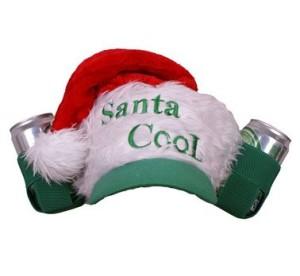 """Czapki - Czapka Mikołaja """"Santa Cool"""""""