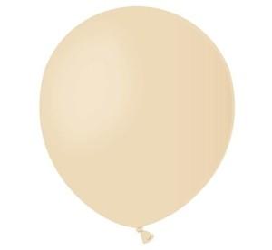 "Balon A50 pastel 5"" -kość słoniowa"