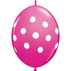 Balony lateksowe do girland