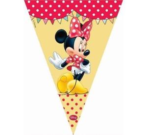 "Banner ""Minnie Cafe"", flagi"