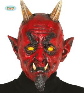 """Maski na Halloween - Maska na Halloween """"Demon"""" / 2382"""