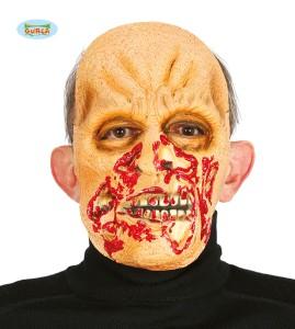 "Maski na Halloween - Maska na Halloween ""Zakrwawione Zombie"""