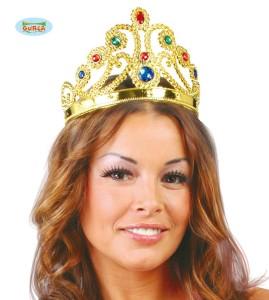 Korona Królowej. Złota