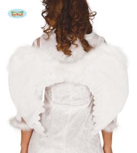 Skrzydła Anioła. 60 cm. Białe
