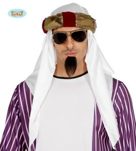 Turban Książę Pustyni, Biały