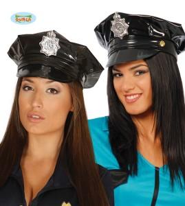 Czapki - Czapka Policjanta / 13083
