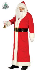 Stroje dla mężczyzn - Strój Świętego Mikołaja, rozm. L/XL / 42412