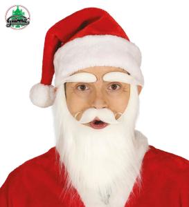 Czapka Święty Mikołaj luksusowa