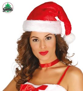 Czapka Święty Mikołaj