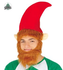 Czapka z brodą Elf