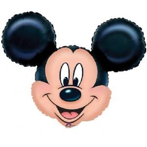 """Balony foliowe z bohaterami bajek - Balon foliowy """"Myszka Mickey"""" / 69x53 cm"""