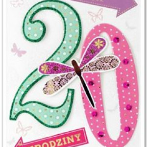 Prezenty na 20 urodziny