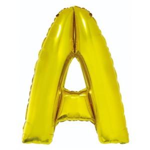 Balony foliowe litery