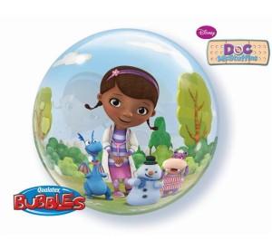 """Balon foliowy 22"""" QL Bubble """"Dots McStuffins"""""""