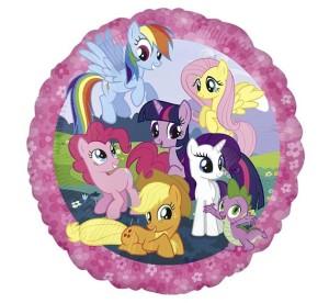 """Balony foliowe z bohaterami bajek - Balon foliowy 18"""" CIR """"My Little Pony"""""""