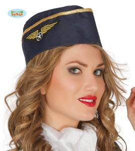 Czapki - Czapka Stewardessa / 13931