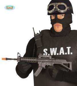 Pistolety, karabiny - Pistolet maszynowy, 56 cm