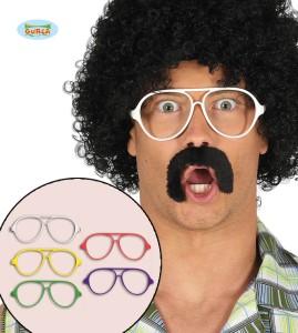 Okulary - Okulary bez szkieł. Mix