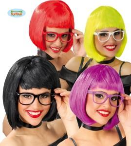 Okulary - Okulary bez szkieł, mix kolorów / 18361/G