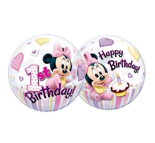 Balony na urodziny dziewczynki, balon urodzinowy dziewczynki