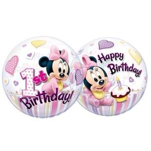 Balony na urodziny dziewczynki