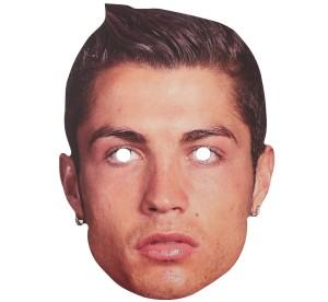 "Maski - Maska papierowa ""Cristiano Ronaldo"""