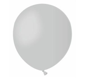 "Balon A50 pastel 5""- ""szary"""
