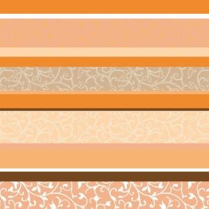 Serwetki flizelinowe 40x40, wzorzyste ZARA