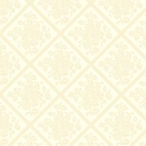 """Serwetki flizelinowe ze wzorem - Serwetki flizelinowe wzorzyste """"Damast"""", ecru / 40x40"""