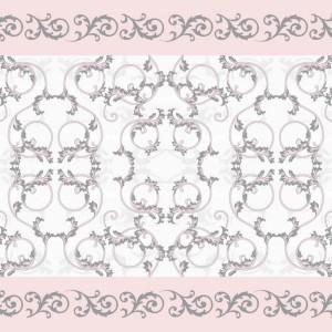 Bieżniki flizelinowe wzorzyste