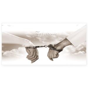 Zaproszenia na ślub ArtN ZZ 27