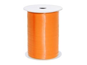 Wstążka pastelowa 0,5cm, 500m, pomarańcz