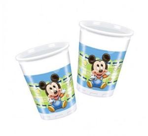"""Kubeczki plastikowe - """"Mickey Baby """""""