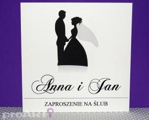 Zaproszenia ślubne MZS-D-003