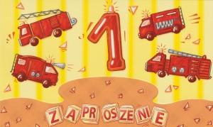 Zaproszenie na roczek MK-Z 234