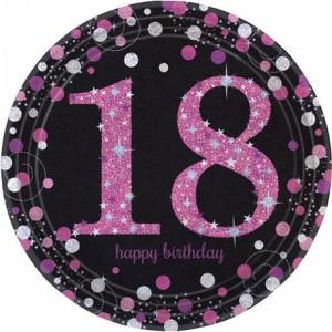 Akcesoria na 18 Urodziny