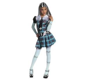 """Strój Monster High """"Frankie Stein"""" roz.116-122"""