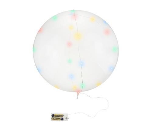 Balony LED, balony świecące w ciemności, balony świetlne