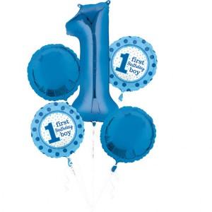 Zestawy balonów na Roczek