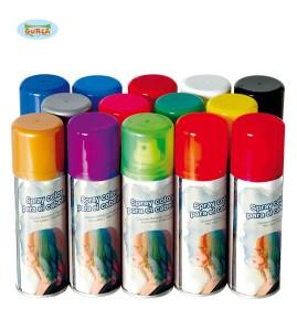 Spray do włosów (żółty), 125 ml