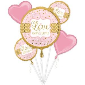 Zestawy balonów na Ślub i Wesele