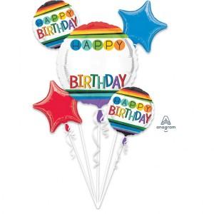 Zestawy balonów na urodziny dorosłych - Zestaw balonów na urodziny / 3442801