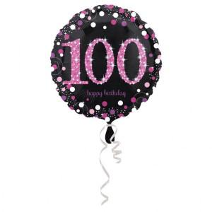Balony foliowe na urodziny 80+