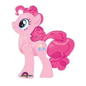 """Balon foliowy """"My Little Pony Rainbow"""", chodzący 114 x 119 cm"""