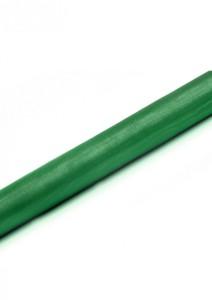 Organza Gładka, sz. zieleń, 0,36 x 9m