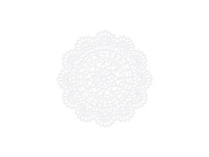 Dekoracje papierowe Rozeta, 5 cm