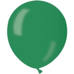 """Balony lateksowe małe 5"""" - Balony AM50 - metalizowane zielone"""